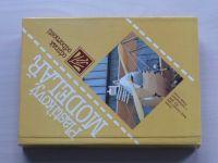 Plastikový modelář - Odznak odbornosti (Mladá fronta 1987)