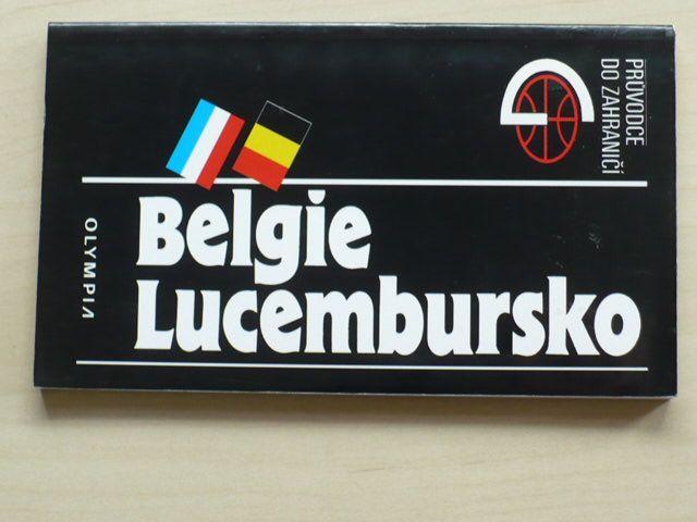 Průvodce do zahraničí - Belgie, Lucembursko (1994)