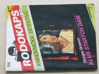 Simenon - Klub starých dam (9/1993) Rodokaps
