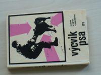 Hartl, Němec, Skuhrovský  Výcvik psa (1970) Služební a pracovní plemena