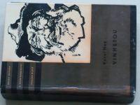 KOD 85/III - May - Vinnetou (1965) il. Burian
