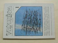 Veronica 1-6 (2001) ročník XV. (chybí čísla 2-3, 4 čísla)