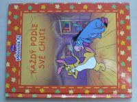 Disney - Medvídek Pú - Každý podle své chuti (2008)