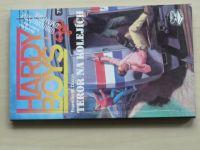 Dixon - Hardy Boys 1 - Teror na kolejích (1992)