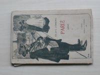 Emanuel rytíř z Čenkova - Paříž - básně (1900)