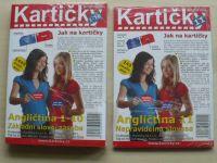 Kartičky angličtina 1-10 základní slovní zásoba, 11 Nepravidelná slovesa