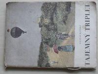 Kubský - Tajemný triplet (1944) il. Lhoták