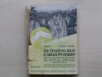 Máša - Od Českého ráje k Orlickým horám (Hokr 1940)