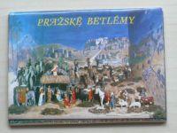 Pražské betlémy - 14 pohlednic