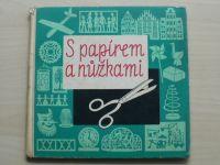 Schönherr - S papírem a nůžkami (nedatováno)