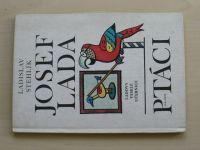 Lada, Stehlík - Ladovy veselé učebnice - Ptáci (1979)