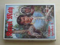 May - Ostrov šperků - I.-II. díl (1996) 2 knihy