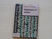 Nussberger - Zopakujme si optiku (1963) Technický výběr do kapsy 57