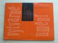 Výtvarné umění 1-10 (1963) ročník XIII.