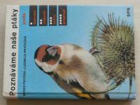 Fryček, Fryčková - Poznáváme naše ptáky (1972)