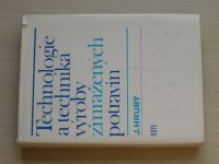 Hrubý - Technologie a technika výroby zmrazených potravin (1986)