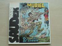 Kája Saudek - Muriel & andělé (1991) lit. zpracoval Macourek