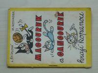 Štíplová - Macourek a Cancourek hrají kopanou, il. M.Nesvadba (nedatováno)