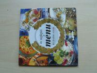 To nejlepší z MENU - kuchařská kniha (nedatováno)