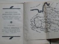 Jar. Čižmář - V řadách České družiny a Československé brigády (1924)