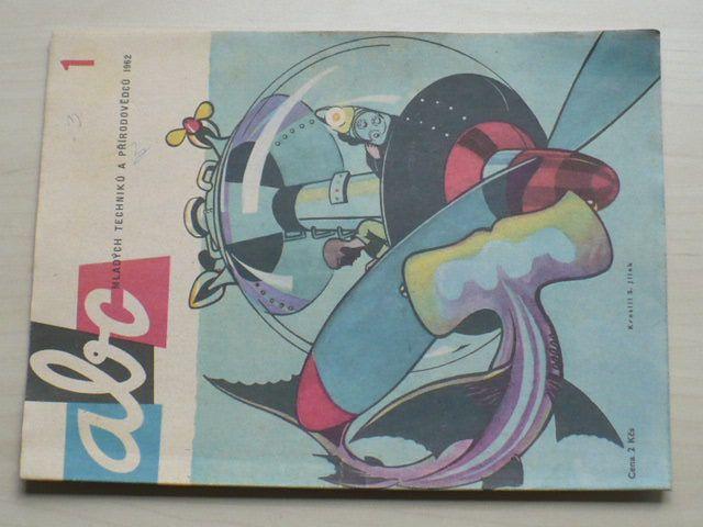 ABC 1-12 (1962) ročník VI.