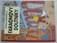 Tintinova dobrodružství - Faraonovy doutníky (2004)
