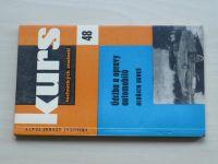 Kurs 48 - Beneš - Údržba a opravy automobilů (1961)