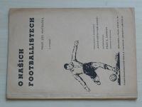 Matoušek - O našich footballistech (1945)