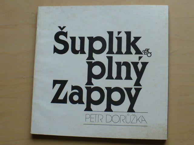 Dorůžka - Šuplík plný Zappy (1986)