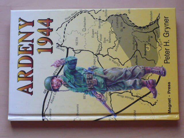 Gryner - Ardeny 1944