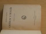 Rudolf Medek - Ostrov v bouři - Román z války (Vilímek 1925)