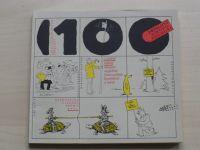 100 ilustrovaných přísloví - Přísloví nikoho neumoří (1987) cizojazyčné texty
