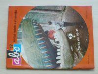ABC 1-24 (1987-88) ročník XXXII. (chybí číslo 7, 23 čísel)