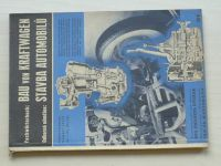 Ing. Dvořák - Odborná němčina: Stavba automobilů (Orbis 1944)