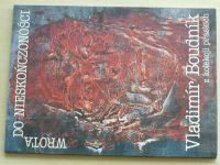 Vladimír Boudník - katalog výstavy Bytom 1996-7 (anglicky, polsky)