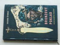 Štorch - Bronzový poklad (1966) il. Burian