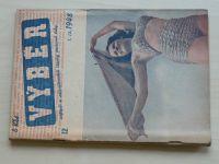 Výběr 12 (1948) ročník XV.