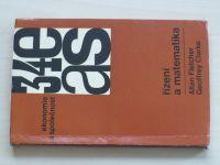 Fletcher, Clarke - Řízení a matematika (1968)