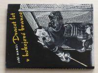 Hanzl - Dvacet let v hokejové brance (1958)