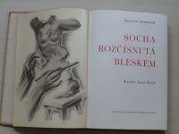 Janoušek - Socha rozčísnuta bleskem (1944) Román