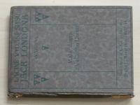 London - Malá dáma z Velikého Domu I.-II. (1922) 2 knihy