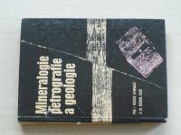 Mineralogie petrografie a geologie (1969) Pro I. ročník gymnasií a III. ročník SVVŠ