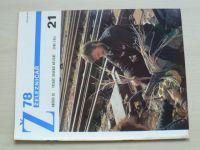 Železničář 21 (1978) ročník XXVIII.