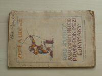 Amundsen - Severozápadní průjezd - První rok mezi eskymáky (1922)