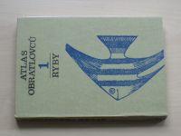 Atlas obratlovců 1 - Ryby (1979)