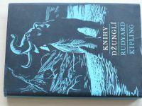 Kipling - Knihy džunglí (1972) il. Burian