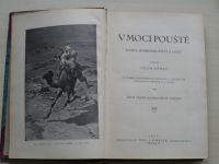 Němec - V moci pouště (1927) Kniha dobrodružství a lovů
