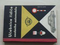 Učebnice řidiče osobního automobilu (1960)
