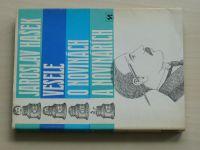Hašek - Vesele o novinách a novinářích (1983)