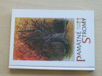 Hrušková - Památné stromy II. (il. Turek) 2001, podpis autorky